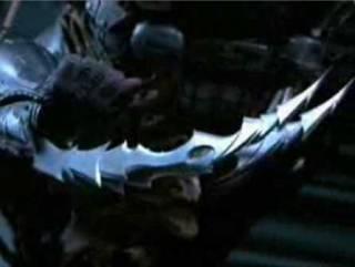 The Yautja Wrist Blades