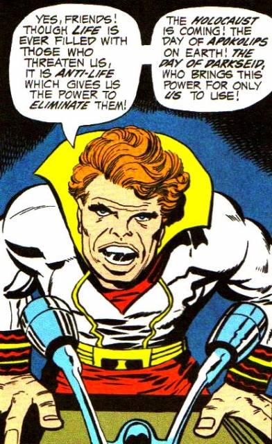 Hail, Darkseid!