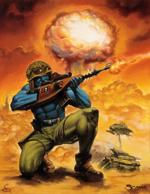 Rogue's rifle