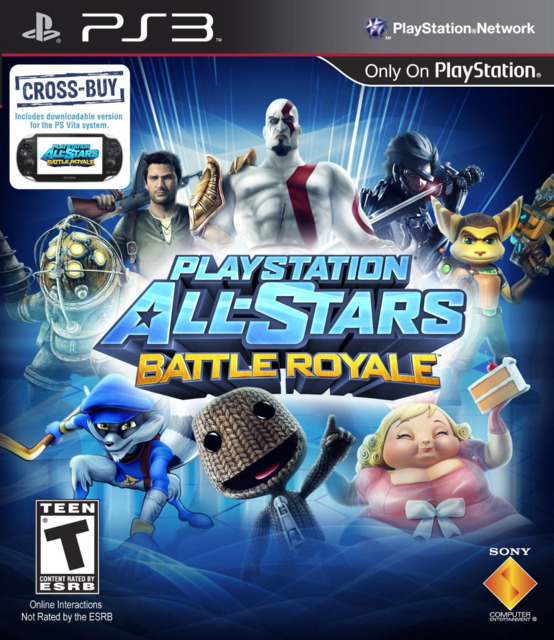 Crossover Game Cover