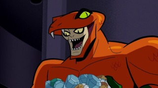 Copperhead in Batman: The Brave and The Bold
