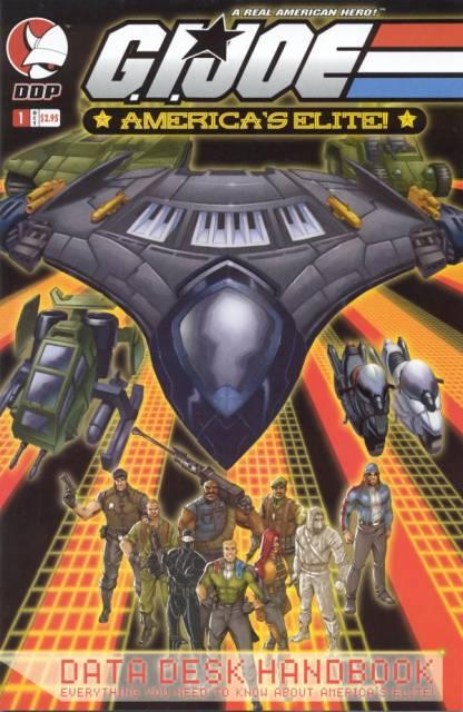 G.I.Joe: Data Desk Handbook