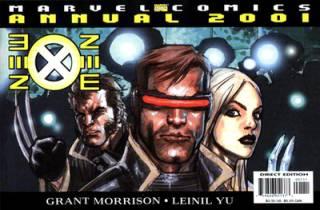 New X-Men 2001