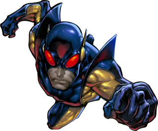 Ultron in Ultimates 3