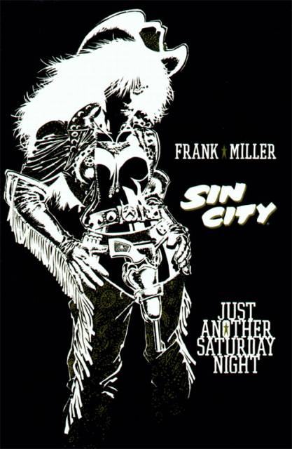 Sin City: Just Another Saturday Night