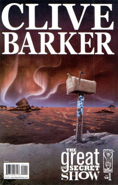 Clive Barker's Great and Secret Show
