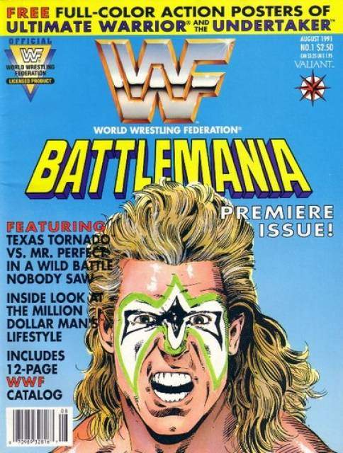 WWF Battlemania