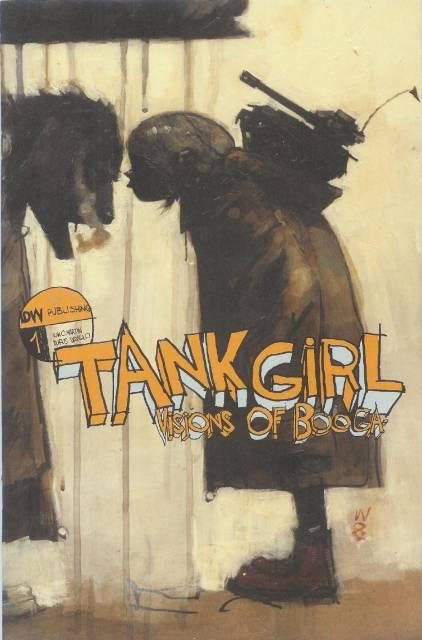 Tank Girl: Visions of Booga
