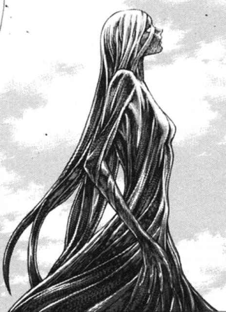 Riful's Awakened Form.