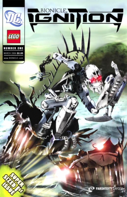 Bionicle Ignition