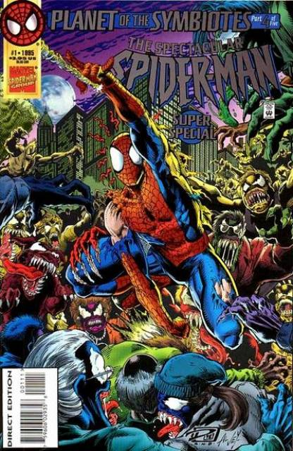 Spectacular Spider-Man Super Special