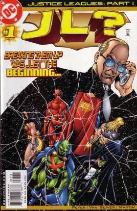 Justice Leagues: JL?