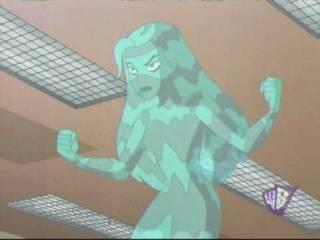 Aquamaria as she appeared in Static Shock