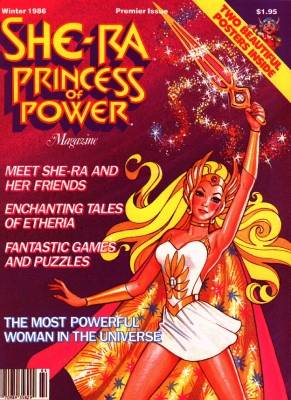 She-Ra: Princess of Power Magazine