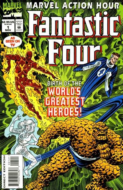 Marvel Action Hour: Fantastic Four