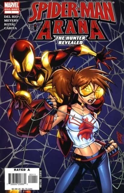 Spider-Man & Araña Special