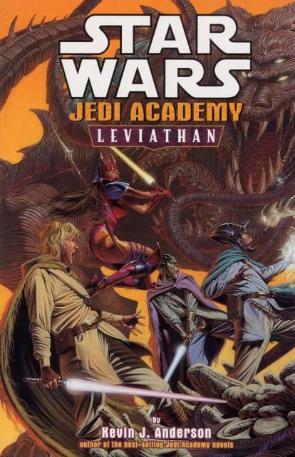 Star Wars: Jedi Academy - Leviathan
