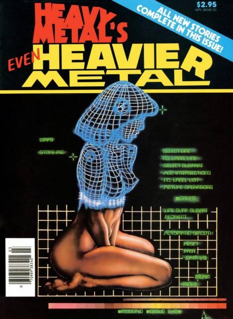 Heavy Metal's Even Heavier Metal