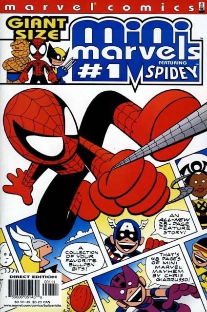 Giant Size Mini-Marvels: Starring Spidey