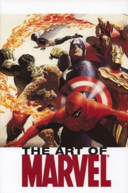 The Art of Marvel