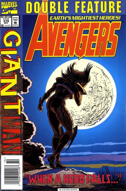 Marvel Double Feature...The Avengers/Giant-Man