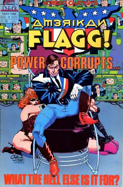 Howard Chaykin's American Flagg