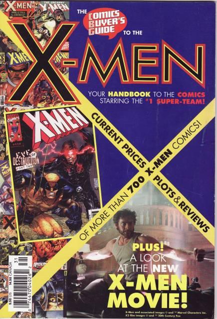 Comics Buyer's Guide Presents