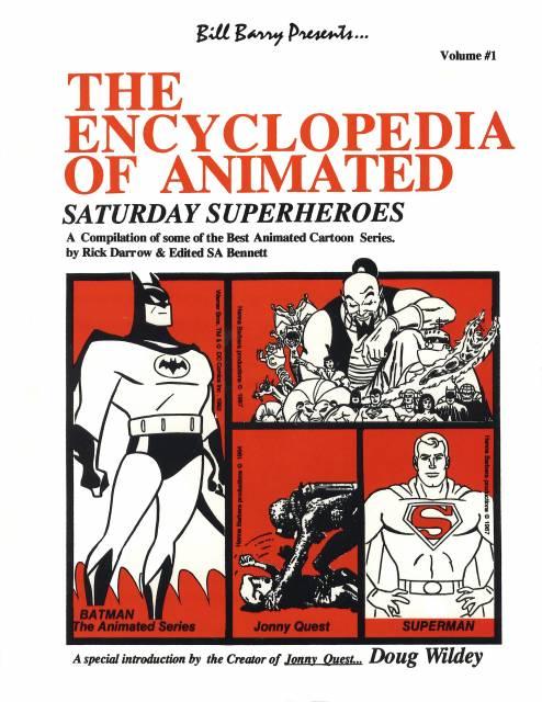 The Encyclopedia of Animated Saturday Superheroes