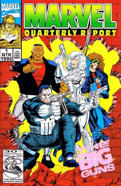 Marvel Quarterly Report