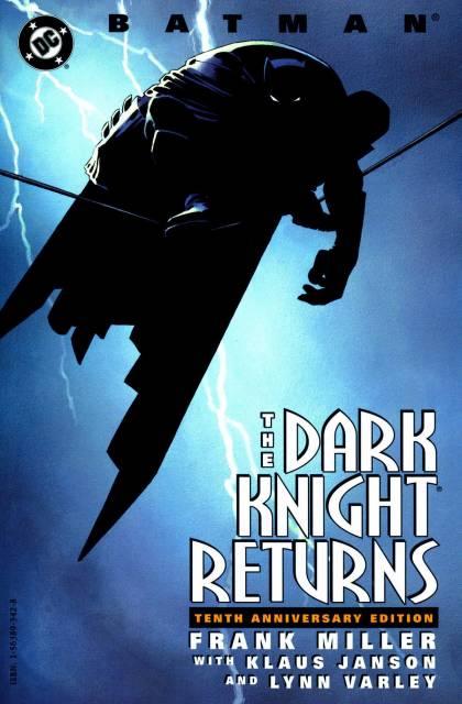 Batman: The Dark Knight Returns Tenth Anniversary Edition
