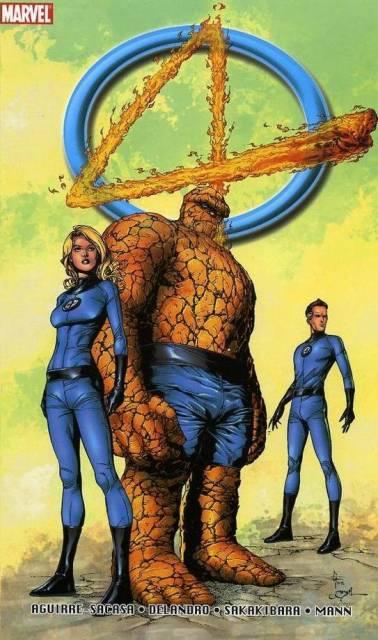Marvel Knights 4: Resurrection of Nicholas Scratch