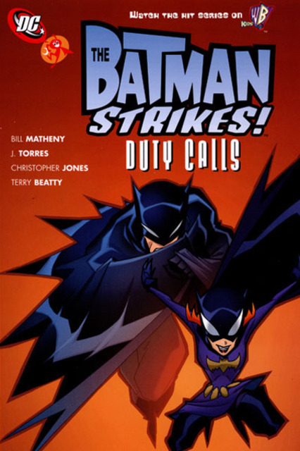 Batman Strikes: Duty Calls