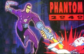 Phantom 2040 Video Game (1995)