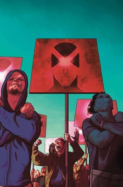 Revolutionary X-Man