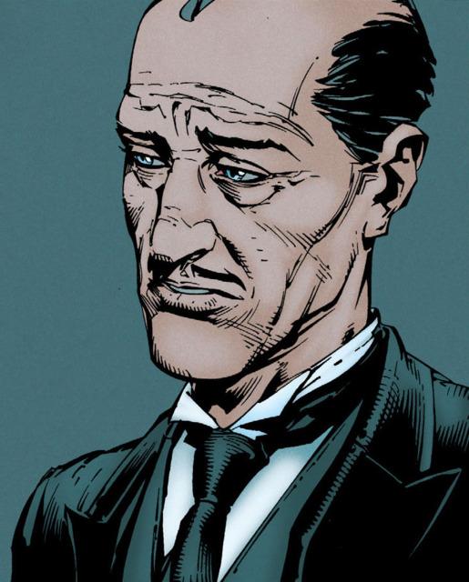 Alfred Pennyworth - Penny One