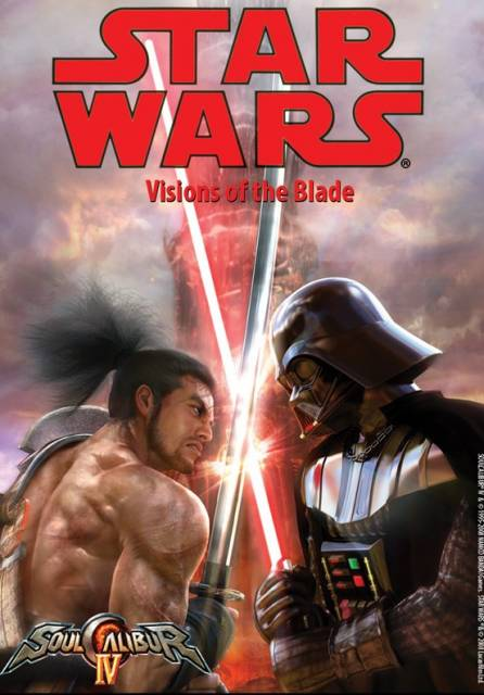 Star Wars Infinities: Visions of the Blade
