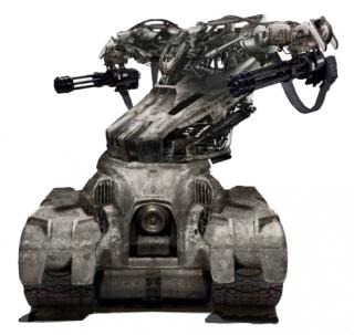 Model T-1 Terminator