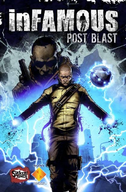 inFamous: Post Blast