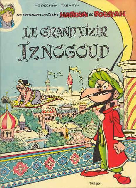 Les Aventures du Grand Vizir Iznogoud