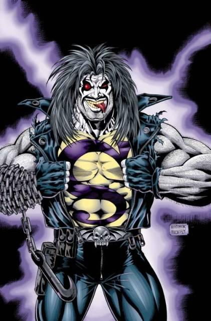 Super powered Lobo