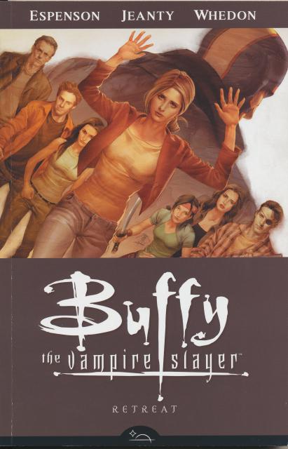 Buffy the Vampire Slayer Season Eight: Retreat