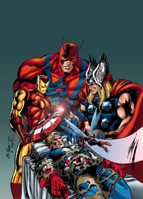 Captain America Lives Again