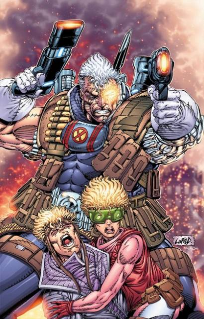 Boomer with X-Force
