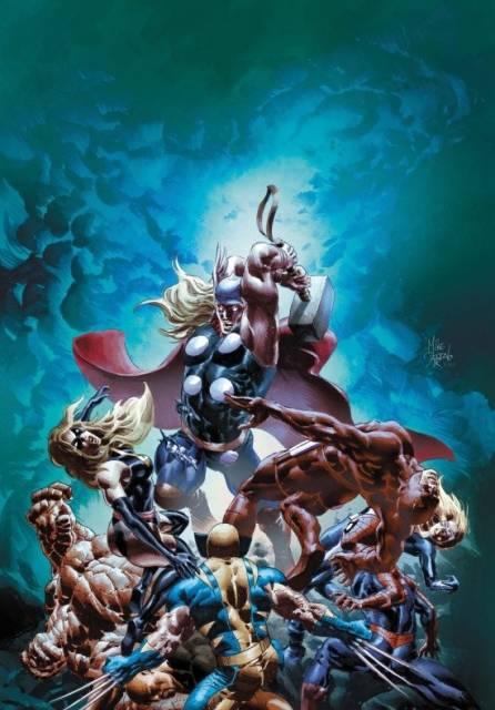 Ragnarok vs the Avengers