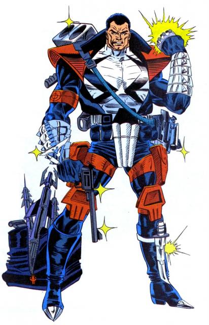 Jake Gallows: Punisher 2099