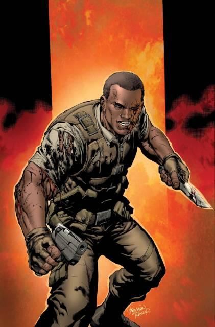 Marcus Johnson, aka Nick Fury Jr.
