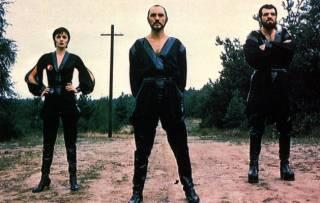 Ursa, Zod and Non in Superman II