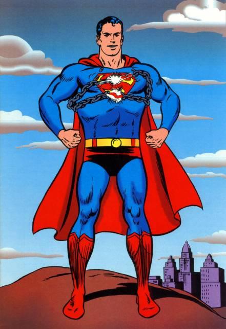 Silver Age Superman by Curt Swan