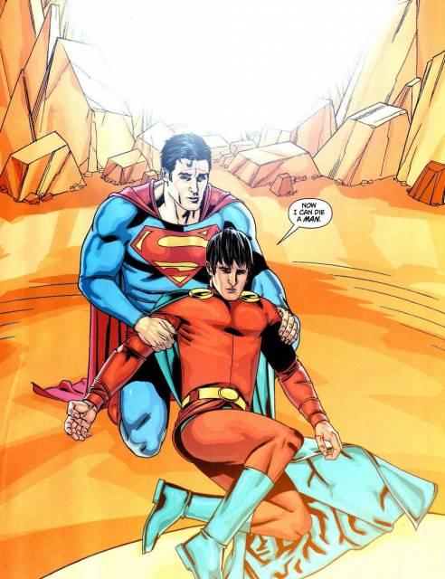 Mon-El: Dies Like a Man