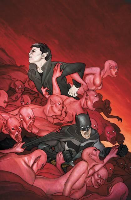 Andrew & Batman